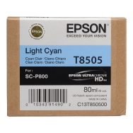 Epson P800 Light Cyan 850 Ink (T850500)