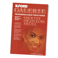 Ilford Galerie 8.5x11 Smooth High Gloss (25 sheets)