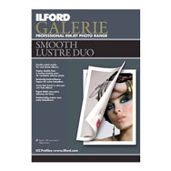 Ilford Galerie 8.5x11 Smooth Lustre Duo (25 sheets)