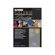 Ilford 8.5 x 11-inch Metallic Gloss Prestige (25 sheets)