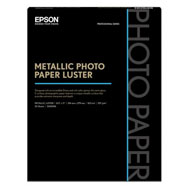 Epson 13x19-inch Metallic Luster (25 sheets)