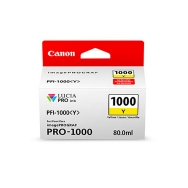 Canon PFI-1000 Yellow Ink