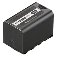 Panasonic VWV-BD58 Battery