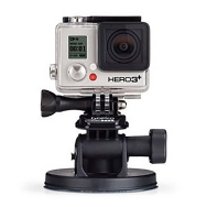 GoPro Suction Mount with Quick Release