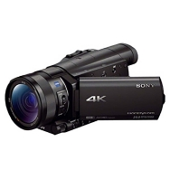 Sony FDR-AX100B 4K Resolution Camcorder