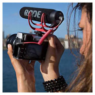 Rode VideoMic GO Microphone