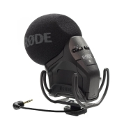 Rode SVMP Stereo Mic Pro with Rycote