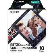 Fuji Instax Square Film - Star Illumination