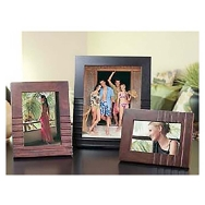 Earthcare Ridge 4x6 Picture Frame (espresso)