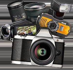 Used Digital Cameras, SLR, Lenses & Photography Equipment | McBain ...