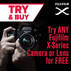 Fujifilm Try Before You Buy