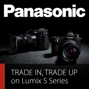 Panasonic S Series Trade in, Trade Up