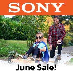 Sony Father's Day Sale