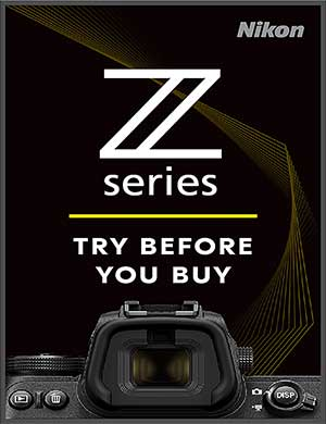 Nikon Z-Series Try Before You Buy