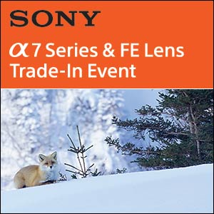Sony Trade-in Event